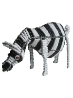 African bead animals