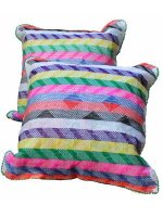 African Embroidered Cushions