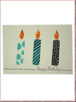 Fairtrade birthday cards
