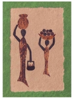 Ecofriendly  Handmade Fair-Trade Cards