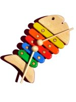 Ecofriendly wooden toys, wooden xylophone
