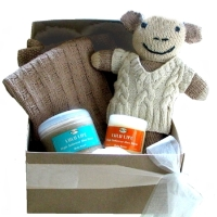 Fair Trade Gift hampers- mum and baby