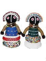 Fair-Trade Products-African Ndebele Dolls