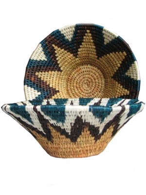 African  baskets 