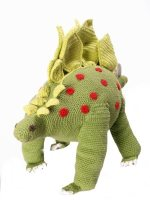 toy dinosaur, fairtrade and handmade