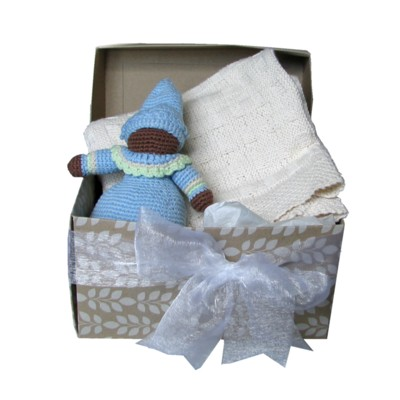 Fair-Trade Gift hampers- new baby