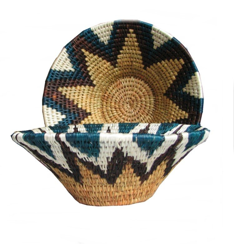 African Baskets: Eco Gifts, Fair-trade Gifts