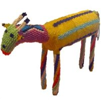 African Beaded Art
