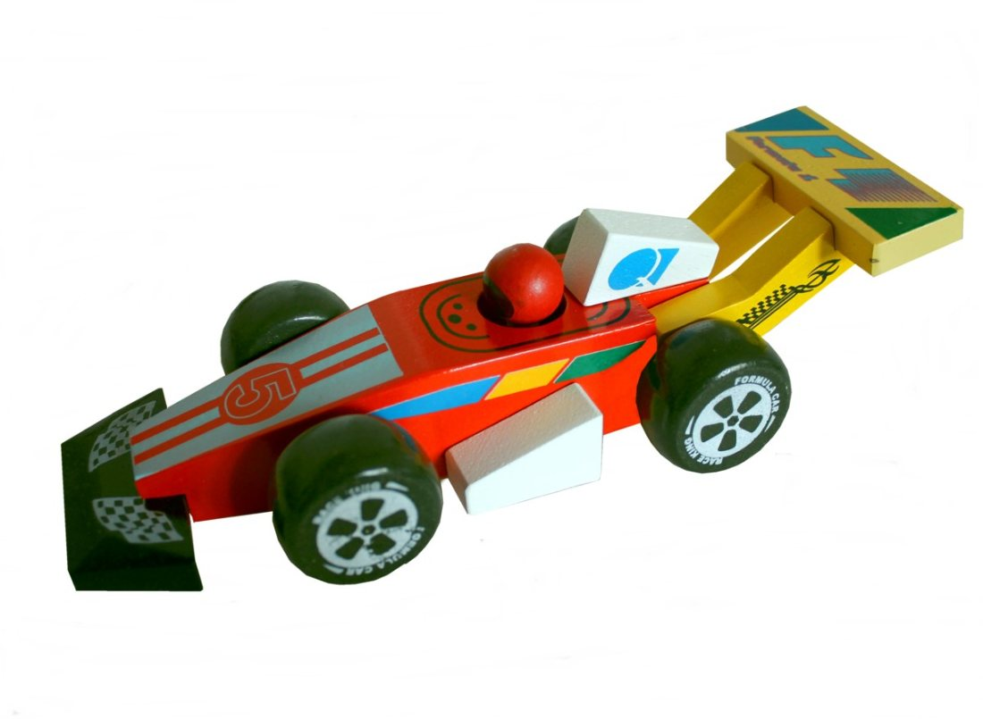 Wooden Toy Race Cars Gifts - wooden toys