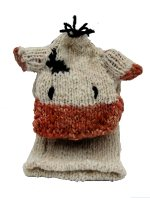 Gifts for Children-Knitted Hand Puppet