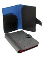 recycled rubber passport holders
