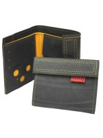 ecogifts for men, recycled  wallets