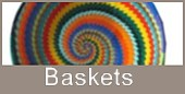 Fairtrade Products, African baskets
