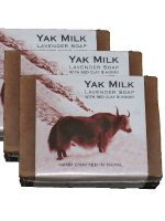 handmade and natural soaps-Yak Milk Soap