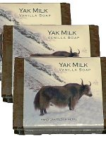 fairtrade and natural skin care-Yak Milk Soap
