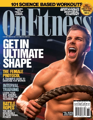 OnFitness� Magazine Vol. 13 No. 6 - MAY/ JUNE 2013