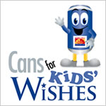 Cans for Kids Wishes