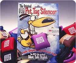 Quiet Spot Pet Tag Silencer