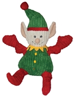 Hugglehounds Elf Dog Toy