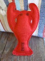Maine Lobster Catnip Toy