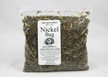 nickel bag of catnip