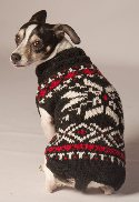 Pink Aspen Dog Sweater