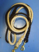 Nautical Rope Leashes