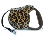 Cheetah Retractable Leash