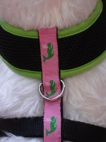 Bessie + Barnie Soft Dog Harness