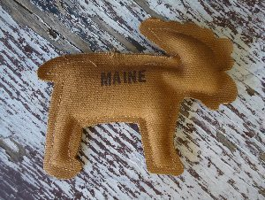 Moose Catnip Toy