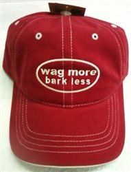 Wag More Bark Less Hat
