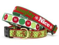 Sleigh Ride Dog Collars