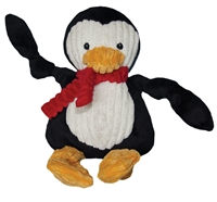 Hugglehounds Penguin Dog Toy