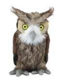 Mighty Owl Dog Toy