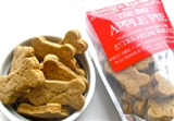 Apple Pie Dog Biscuits