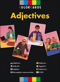 Adjectives - ColorCards