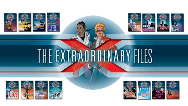 The Extraordinary Files Series
