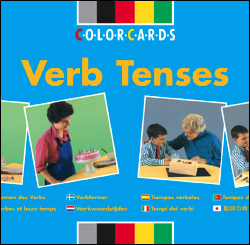 Verb Tenses - ColorCards